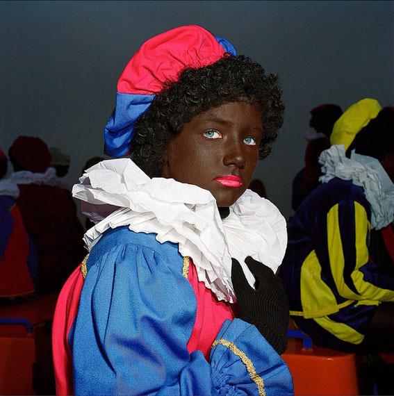 Anna Fox, Zwarte Piet, 1994-99