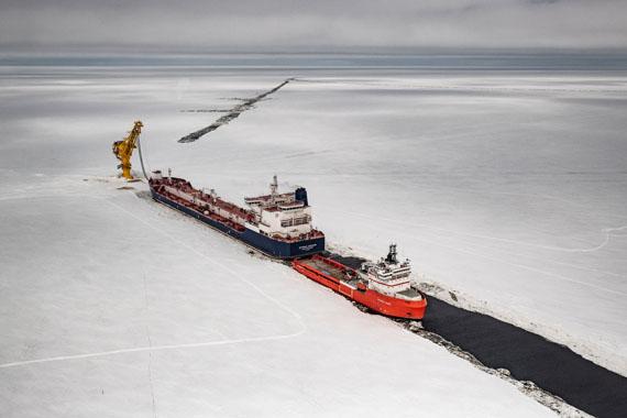 Arctic : New Frontier