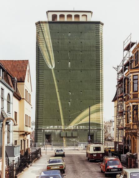 Boris Becker: Bunker, Bremen Hardenbergstraße, 1987               © Boris Becker; VG Bild-Kunst, Bonn, 2019