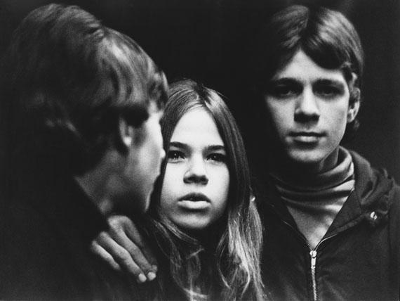 Auf dem Rummelplatz, Berlin, 1969 © Roger Melis Nachlass