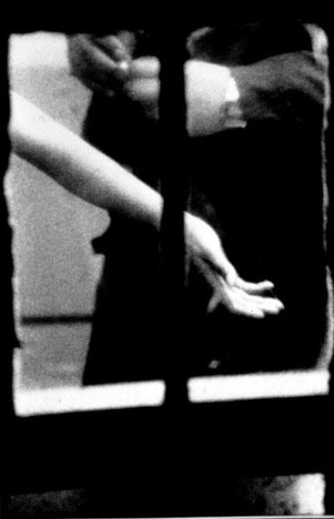 Merry Alpern, Dirty Windows #6, 1994vintage silver gelatin print 50 x 40 cm / 20 x 16 in.© Merry Alpern courtesy Galerie Miranda