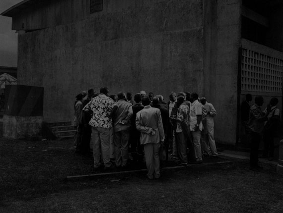 Republic of Congo, 2013, Scene #5370 © Alex Majoli / Magnum Photos 