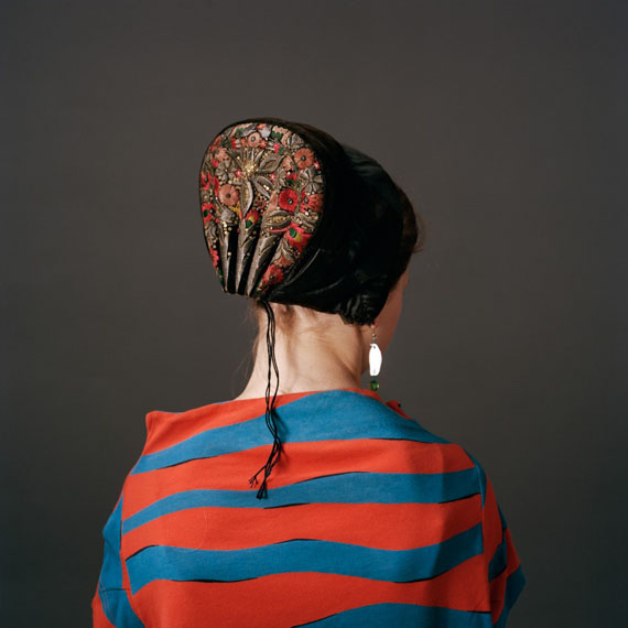 "Trine Søndergaard, ""Guldnakke #6,"" archival pigment print, 2012. Courtesy of the artist."