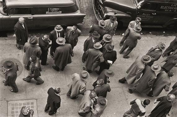 Sabine Weiss: New York, 1955 © Sabine Weiss