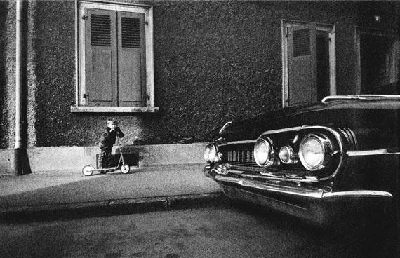 Willy Spiller: Feldstrasse Kreis 4, Zurich, 1970, 42 x 60 cm, Edition 5 & 2 AP
