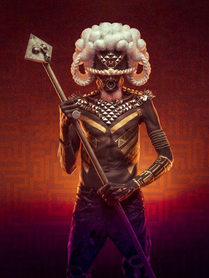 "Osborne Macharia: Koinet, 2018Aus der Serie ""ILGELUNOT"" © Osborne Macharia"
