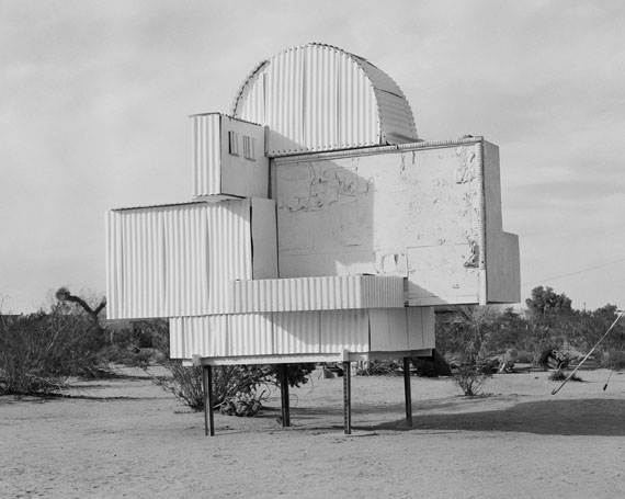 """Hannah Collins: """"The Interior and the Exterior - Noah Purifoy"""", 2014No.2 of 18 selenium toned gelatin silver prints18 minute sound track© Hannah Collins"""