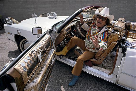Nudies LA. 1978 © Volker Hinz