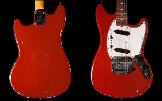 Hendrix Guitar © Henry Leutwyler