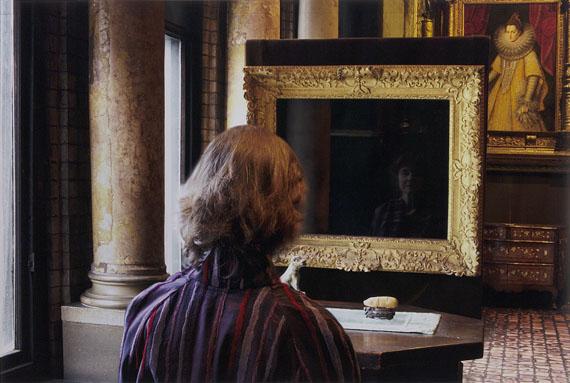 """Sophie Calle: """"Que voyez-vous ? Paysage avec un obélisque. Flinck."""", 2013 © Sophie Calle / ADAGP Paris 2019Photo: Claire Dorn / Courtesy Perrotin"""