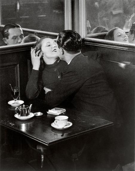 Couple in a Café, near the place d'Italie, c. 193© Estate Brassaï Succession, Paris