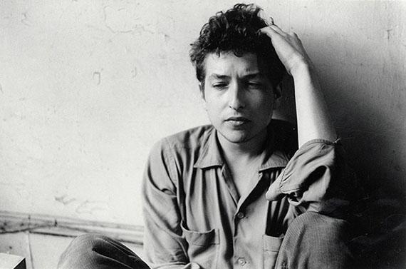 John CohenBob Dylan, 196215.70 x 23.80 cmGelatin silver print© John Cohen, 2019