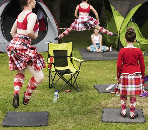 Aberdeen Highland Games, Hazlehead Park, Aberdeen, Scotland, 2017© Martin Parr / Magnum Photos