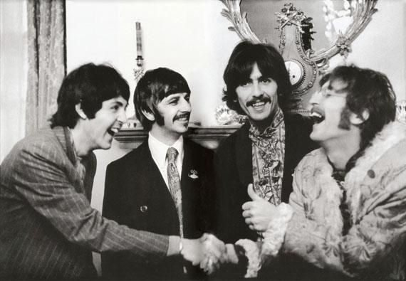 The Beatles, London, 1967 © Paul McCartney/Fotografin Linda McCartneyCourtesy Sammlung Reichelt und Brockmann
