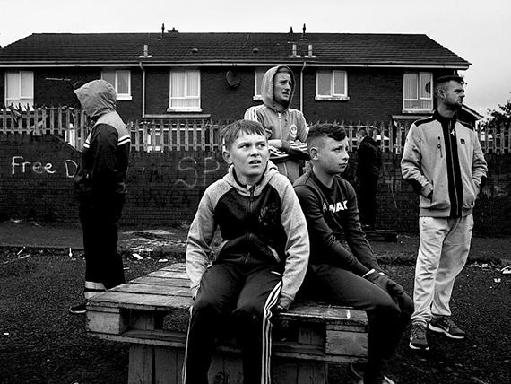 © Toby Binder –  Youth of Belfast, Belfast, Northern Ireland
