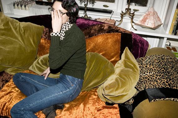 Shalom in New York, 2006© Inez & Vinoodh