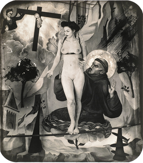 History of the White World, Venus preferred to the Christ, Paris, 1997, tirage argentique