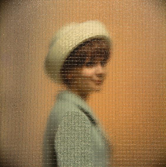 Claire Aho, circa 1958, Clary von Platen © JB