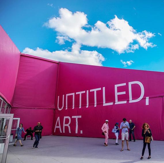 UNTITLED Miami Beach 2019