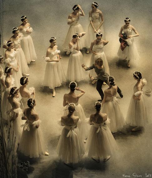 Behind the curtain - Закулисье