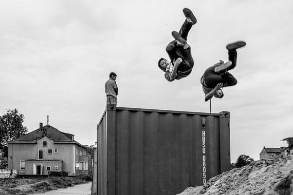 Parallelwelten - Fotoarbeiten zur Kinderarmut in Deutschland