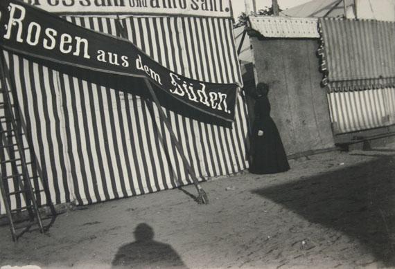 Heinrich Zille: Rosen aus dem Süden 1900