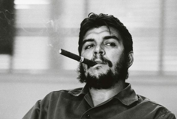 Ernesto (Che) Guevara, Kuba, Havanna, 1963© René Burri, Magnum Photos