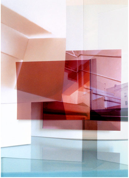 Susa Templin: Spatial Abstractions #1, 2020 © Susa Templin courtesy Dorothée Nilsson Gallery