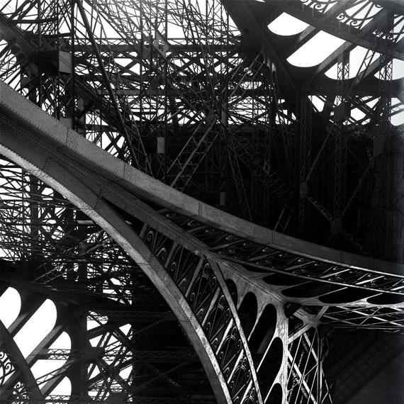 Roger Humbert: Eiffelturm, 21 x 21 cm