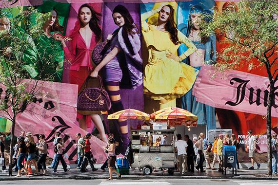 Natan Dvir: Juicy Couture 01, from the series Coming Soon, 2008–2014 © Natan Dvir