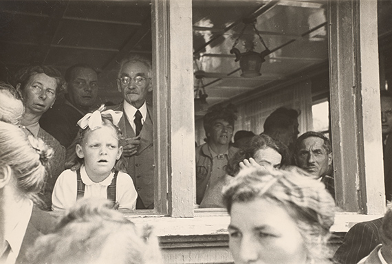 Robert Frank, Landsgemeinde, Hundwil, 1949 