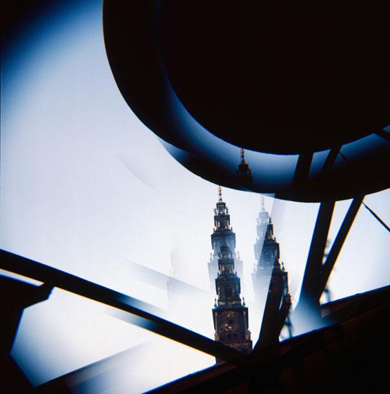 Lothar Wolleh: Wawel-Kathedrale, 1978, Inkjet, 100 x 100 cm © Lothar Wolleh Estate