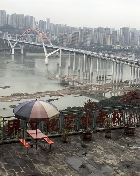 """Verdiana Albano: aus der Serie """"surrounded"""", China, Chongqing, 2019© Verdiana Albano"""