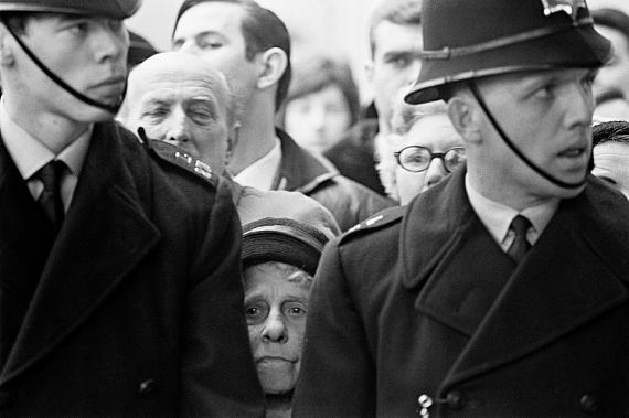 Pia Zanetti: London, England, 1967 © Pia Zanetti
