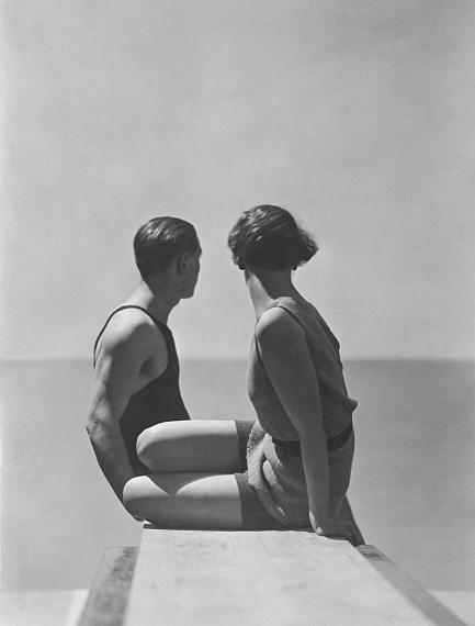 George Hoyningen-Huene: The Divers, Swimwear by Izod, 1930© George Hoyningen-Huene Estate Archives