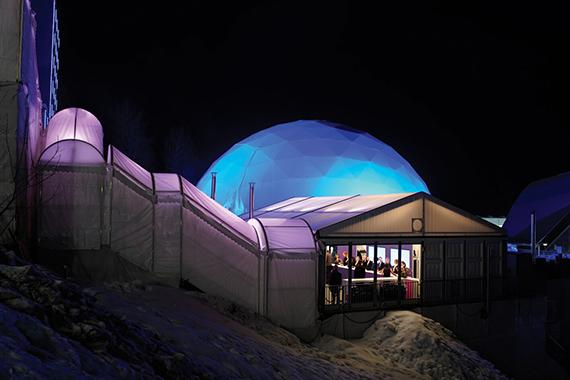 Jules Spinatsch - Davos Is A Verb© Telos Stiftung & The Artist