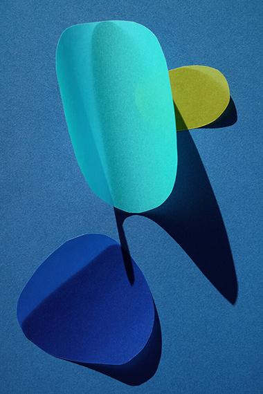 Cut Out #44, 2020CUT OUTS, 112,5 x 75 cmArchival Pigment Print© Jessica Backhaus, Courtesy Robert Morat Galerie