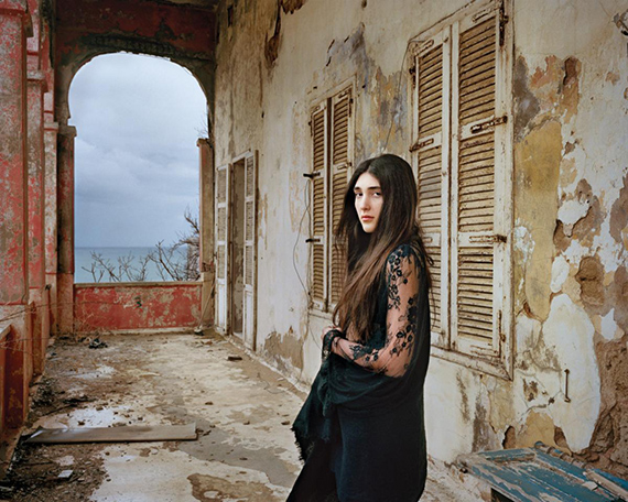 Rania Matar, Lea #2, Beirut, Lebanon, 201948 x 58 inches - (other sizes & pricing available)Pigment print from a limited edition of 2