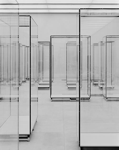 James-Simon-Galerie, Berlin, 2019 © Andreas Gehrke
