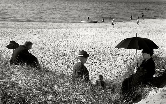 Picknick an der Ostsee, 1939 © Herbert List