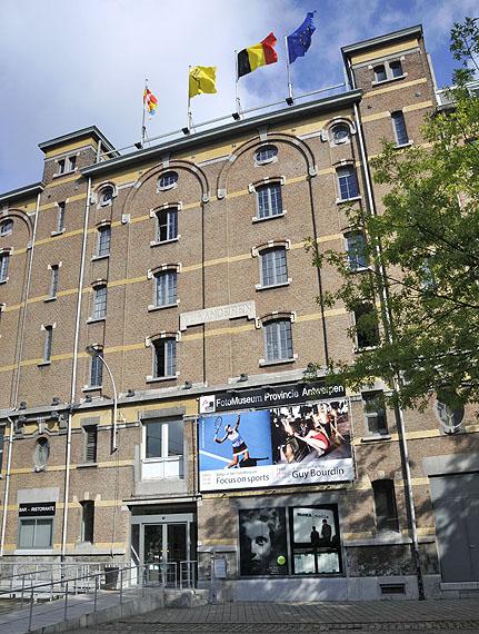 FOMU Fotomuseum Antwerp