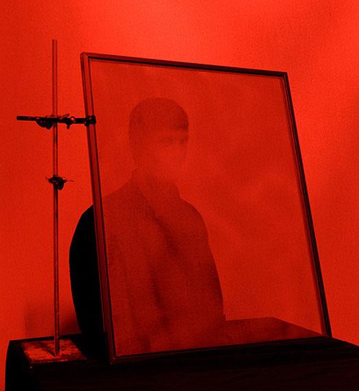 Alexander Gehring aus der Serie Messages from the Darkroom