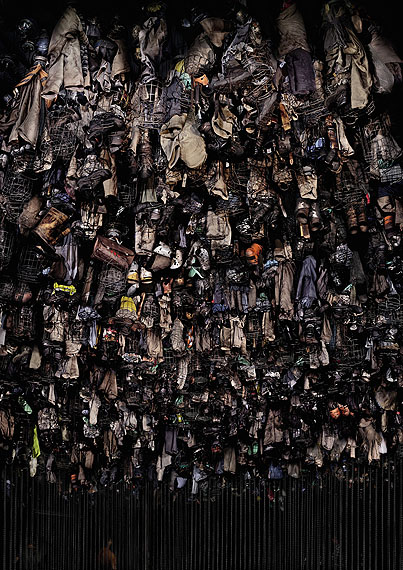 """Hamm, Bergwerk Ost"", Fotografie von Andreas Gursky, 2008ARTE France / © Andreas Gursky, VG Bild-Kunst, Bonn/Monika Sprüth Galerie, Köln/ADAGP, Paris, 2011"