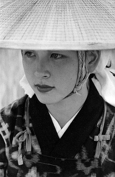 Young Woman, Akita 1953 © Ihei Kimura