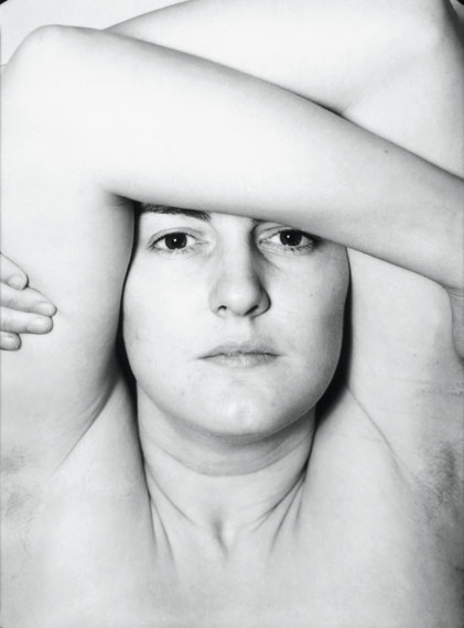 Harry Callahan: Eleanor 1947 Silbergelatine. 11,7 x 8,3 cm. © The Estate of Harry Callahan. Courtesy Pace/MacGill Gallery, New York