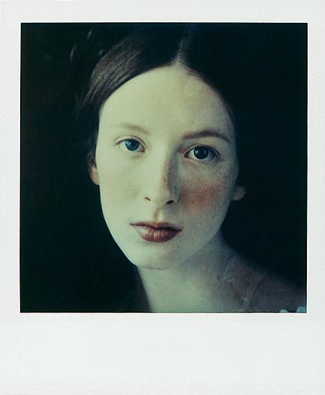 Sibylle Bergemann Die Polaroids # 12 30 x 40 cm Reproduktion vom Polaroid, Pigmentausdruck