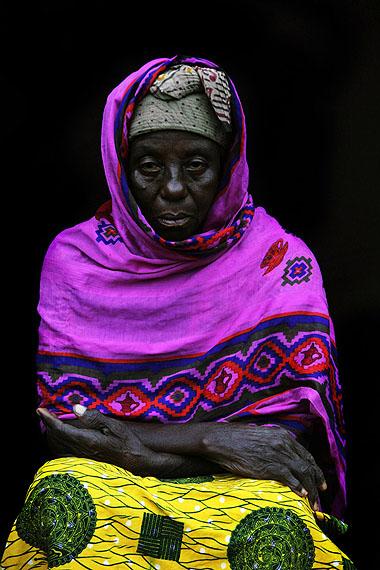 HABIBA ABUKARI, Gambaga, Ghana, 2009 © Ann-Christine Woehrl, courtesy PINTER & MILCH