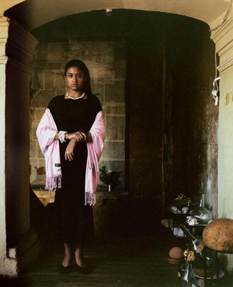 Cynthia Marizol Reinoso Villavicencio, 14 – Quito, Ecuador © Frank Gaudlitz