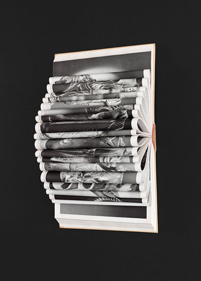 Samuel Henne: »untitled (Malraux)« aus »musée imaginaire«, 2012140 x 100 cm, Fine Art Print © Samuel Henne
