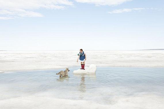 Tiksi, Evgenia Arbugaeva © musée du quai Branly, Photoquai 2013